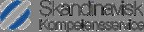 Skandinavisk Kompetens Service – Rekrytering till tung industrin Logotyp